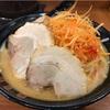 麺屋櫟の味噌チャーシューメン