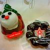 ミスドの雪んこだるま&ポンデ・リース まさかの中身空っぽ&スノーマンのお菓子