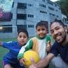 マチュピチュ村(ペルー)でのフリースタイルフットボール教室の記録