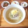 【済州島】調味料不使用!こだわり抜いた透明スープのコギククス@제주국담/済州クッダム