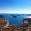 クロアチアのリゾート地フヴァル島への行き方と裏路地のススメ。