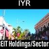 米国リート【IYR】構成銘柄/セクターの特徴とは?