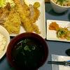 帆NaKaのミックスフライ定食