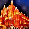 【ロシア】ユーリ聖地巡礼の旅32(モスクワ街歩き2)