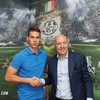 公式発表:マルコ・ピアツァ、5年契約でユベントス加入