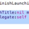 Xcodeのコードスニペットの追加方法