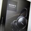 SONYのフルオープンエア型ヘッドホン MDR-MA900を買ってきた!