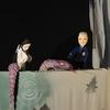 仏の教え 人形劇で熱演 武蔵野大公開講座