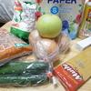 9月の食費(9月5日)