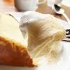 毎日食べたいバスクチーズケーキ!有楽町『6th(シクス)by オリエンタルホテル』