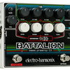 「Electro Harmonix BATTALION」!エレハモのベースプリアンプ!