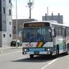 2018夏・日本列島跳躍旅行(3)夕鉄バスで野幌から夕張へ