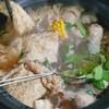 【鍋】台北(再訪)寒い時には薑母鴨で温まる!「紅蟳薑母鴨」@中山雙連