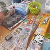 2017年スタート!慌ただしく年を越し元旦は餅作り&ハンドメイドでレジ袋ストッカーを作りました!