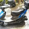 #バイク屋の日常 #スズキ #アドレスV125 #洗車 #納車