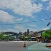 「台鉄 台中駅」~新、旧の駅舎のコントラストが実にいい感じを醸し出しています!!