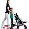 【バギーボード】2人の子供とのお出掛けには必須アイテムです!