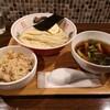 【岐阜】「鰹本枯節のコンソメつけそば(熟成生醤油)」Yo-shoku OKADA