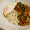 簡単!!お豆たくさんドライカレーの作り方/レシピ