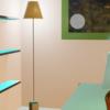 【Blender2.92】Archimesh:マテリアルの割り当てとノードの接続