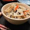 簡単!!ほっこり美味しい!!梅ひじき蓮根の炊き込みご飯の作り方