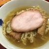 301. 塩ラーメン&そぼろご飯@麺みつヰ(浅草):塩も絶品!スープの旨味がダイレクトに味わえる一杯!
