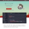 React開発に最適なテキストエディタ「Atom」を入れてみた(使えるパッケージも公開)