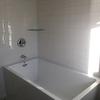 お風呂場を改装し、日本なみの深い湯船になりました。