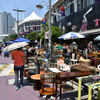 ソウル風物市場 /서울풍물시장...アンティーク品とガラクタの巣窟