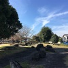 鎮守の森公園と神明神社  久喜市菖蒲町上栢間