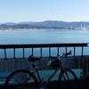紀の川北岸自転車生活 夜勤明けサイクリングは再度和歌浦へ
