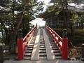 「両親への挨拶」と言う名の仙台旅行~晩秋の円通院と松島にある3つの島と赤い橋