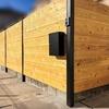 【外構DIY】手作り目隠しフェンスを設置してプライベート空間を作りませんか⁉
