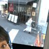 バスの車窓より見る東京