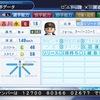 吉川永遠(パワプロ2018二刀流オリジナル選手)