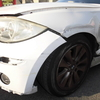 BMW 1シリーズ E87系 事故の自費修理 修理料金比較と写真 初年度H18年