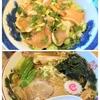 【ラーメン探訪記】らぁ麺 友膳堂:中華そば+タタキ丼