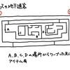 ホルスの地下迷宮〜エメドラ攻略