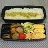 2017年4月6日 秋刀魚の佃煮弁当