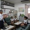 3年:ふるさと学習(お祭りについて) 6年:体育大会への先生たちからの激励
