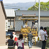 2012年5月4日・5日の「城端曳山祭」開催と、『情報誌「南砺のあるきかた」創刊号〜城端特集〜』写真提供のお知らせ