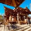 目黒大鳥神社へ初詣