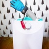 こどもの雪遊び用・スキー用手袋の乾かし方