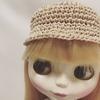 帽子を編むのに没頭中・・・(現在進行形)