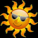 太陽がデリシャス