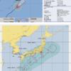 【ダブル台風到来】台風20号は日本の南海上を北上して22日06時には温帯低気圧に!ただ、変わった温帯低気圧が本州へ接近して西日本から東日本の太平洋側で大雨を降らせる恐れ!東海地方では23日06時までに400㎜以上も!台風21号も『強い』勢力で関東地方へ!?