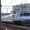 通達078 「 甲31 東武鉄道70000系(71703f)の甲種輸送を狙う 」