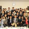 昨晩は起業家達との忘年会でした
