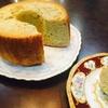 【ノンオイルでもしっとりふわふわ】簡単バナナシフォンケーキ!