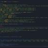 作業ログ|vim (MacVim)-06、自分でカラースキームをいじってみる